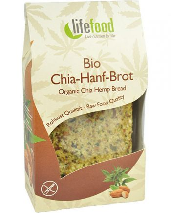 Chia-hennep (crackers) - Lifefood