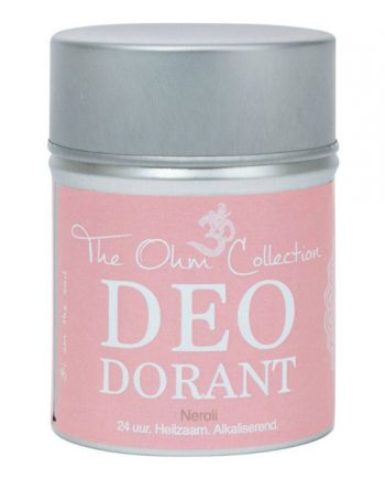 Natuurlijke deodorant Neroli The Ohm Collection