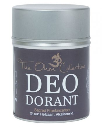 Natuurlijke deodorant heilige wierook The Ohm Collection
